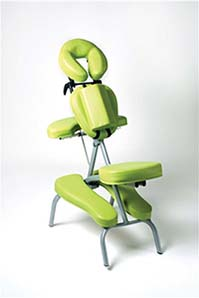 Massage-Chair-ViVi-Green