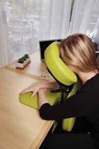 Desk Top Massage / Vitrectomy Support