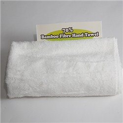 bamboo spa towel