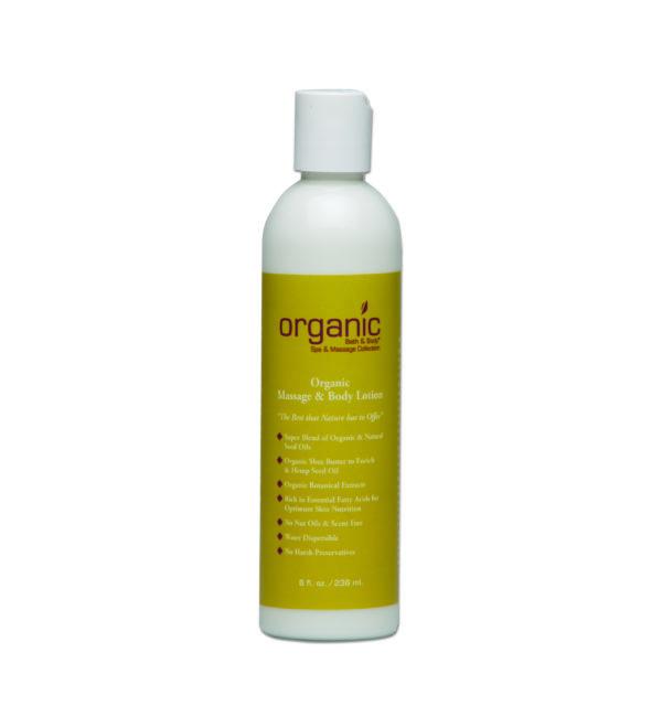 organic massage & body lotion2