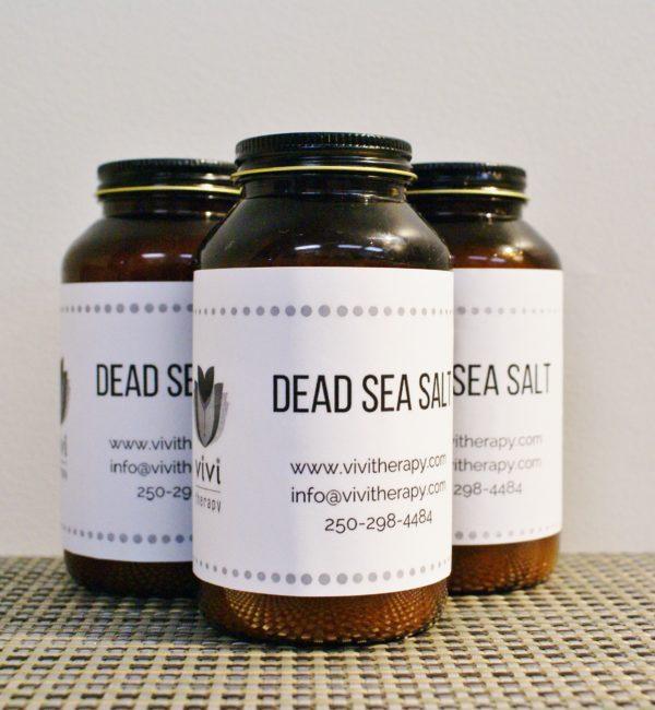 Vintage Sea Salt Bottles